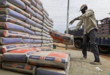 عرضه بیش از یک میلیون و ۳۰۰ هزار تن سیمان در بورس کالا