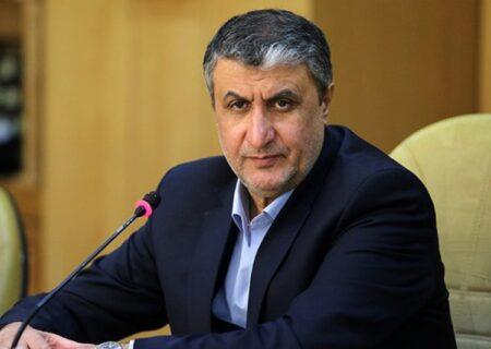 اسلامی رئیس سازمان انرژی اتمی شد