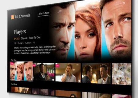 بهبود ویژگیهای LG Channels باتجربه کاربری جدید و انتخاب گسترده محتوای رایگان و پریمیوم