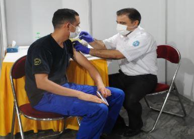 تزریق دوز اول واکسن ۵۰ هزار نفر/ میانگین تزریق روزانه به ۶ هزار دوز رسید