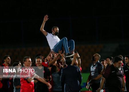 در تیم گلمحمدی جایی برای جوانان نیست