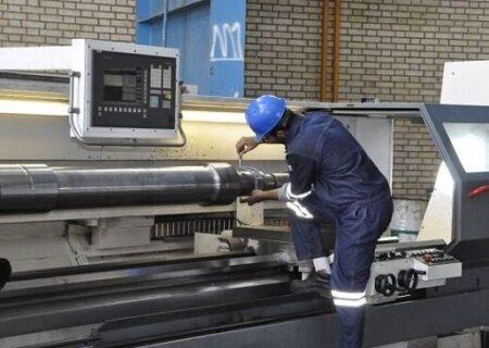 رکورد تولید محورهای ریلی در مجتمع صنعتی اسفراین شکسته شد