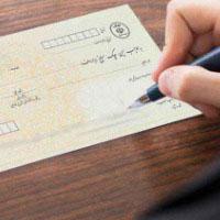 غیرفعال شدن سرویس درخواست صدور دسته چک در بام و نشان بانک