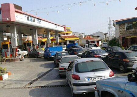 متوسط مصرف بنزین روزی ٩٠میلیون لیتر/۴.۵ ماهه، ۸۳میلیون لیتر