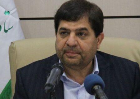 محمد مخبر به عنوان معاول اول رییس جمهوری منصوب شد