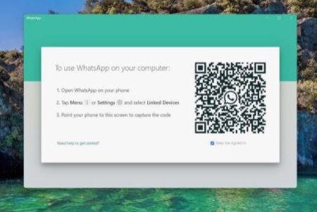 نسخهی بتای واتساپ پیسی برای ویندوز و مک در دسترس قرار گرفت