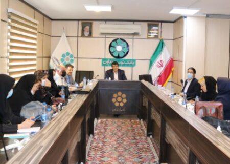 پرداخت بیش از ۲۱ هزار میلیارد ریال تسهیلات از ابتدای سال ۹۸ توسط بانک توسعه تعاون استان البرز
