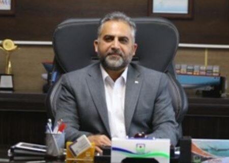 پیام تبریک مدیرعامل منطقه ویژه اقتصادی صنایع معدنی و فلزی خلیج فارس به مناسبت انتخاب وزیر صمت