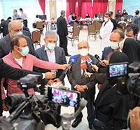 گرامیداشت روز خبرنگار در بانک ملی ایران