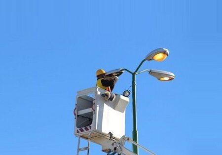 ۱۰ هزار چراغ پرمصرف خیابانی جایگزین میشوند