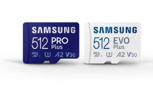 سامسونگ نسخه جدید کارتهای حافظه میکرواسدی PRO Plus و EVO Plus را ویژه عکاسی و تولید محتوای حرفهای معرفی کرد