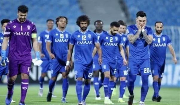 احتمال حذف الهلال از لیگ قهرمانان آسیا