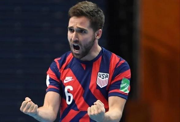 کاپیتان تیم فوتسال آمریکا: افتخار بزرگم گلزنی به تیم ایران است