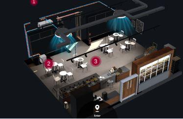 آینده نمایشگاههای تجاری در نمایشگاه مجازی الجی