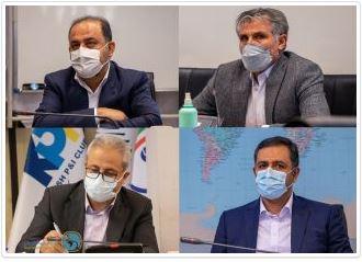 برگزاری جلسه کمیسیون مالی سندیکای بیمه گران ایران