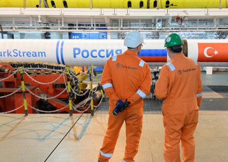 ترکیه برای واردات گاز از روسیه وارد مذاکره شده است