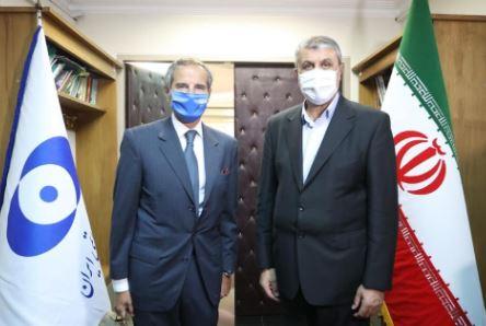 توافق ایران و آژانس برای سرویس تجهیزات نظارتی و تعویض کارتهای حافظه