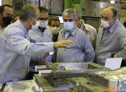 ساخت مکانیزم یک قطعه فوق ایمنی خودرو در شرکت قالب های بزرگ صنعتی سایپا/ با تکیه بر توان داخلی، هیچ وابستگی به خارج نخواهیم داشت