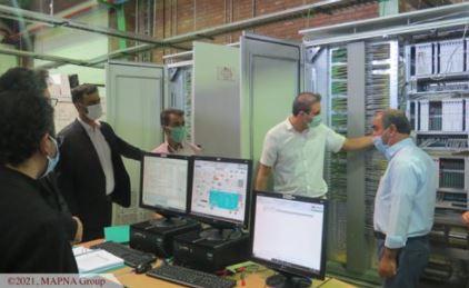 سامانه بومی اتوماسیون و کنترل فرآیند مپنا در نیروگاه نکا نصب و راه اندازی میشود