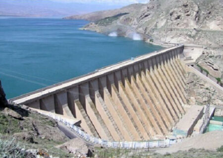 سد یامچی فقط ۳۰ درصد آب دارد