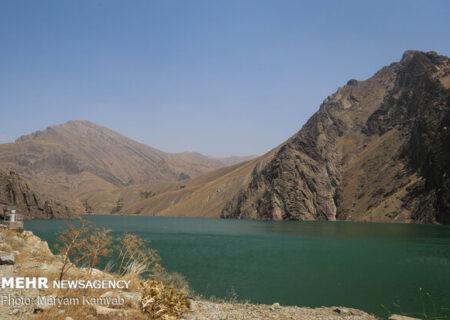 سدهای تهران ۳۸۰ میلیون مترمکعب نسبت به سال قبل کمبود آب دارد
