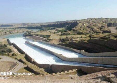 مخزن سدهای خوزستان حدود ۱۳ درصد آب دارند