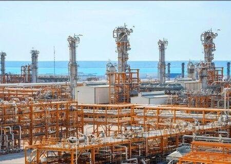 واحدهای مرکاپتانزدایی میعانات گازی تا آبان راهاندازی میشود