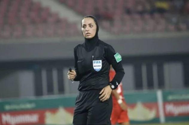 قضاوت داوران ایران در انتخابی جام ملتهای زنان آسیا