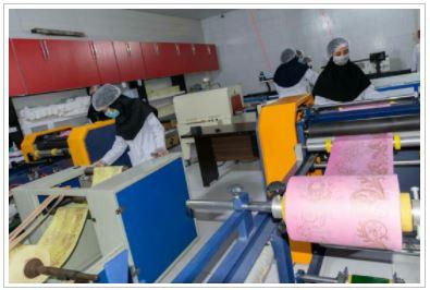 حمایت ۴ میلیاردی بانک توسعه تعاون از شرکت تولیدی بخت آفرین