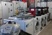 سهم ۵ تا ۱۰ درصدی لوازم خانگی تقلبی از بازار/ برخی از کالاهای ایرانی برچسب خارجی میخورند/ میانگین قیمت ماشین لباسشویی ۱۳ میلیون تومان است