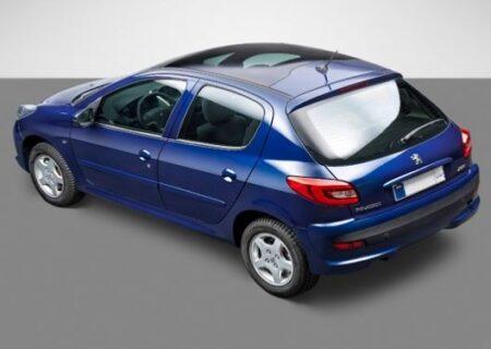 عرضه چهار محصول در فروش فوقالعاده ایران خودرو