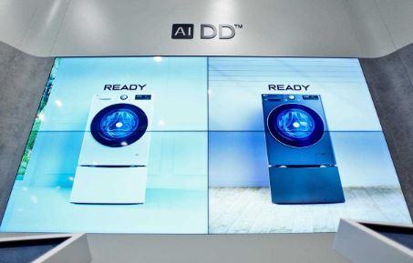 فناوری AI DD در ماشین لباسشویی الجی چیست و چه کاربردی دارد؟