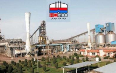 مدیر عامل فولاد هرمزگان کسب رکورد ماهیانه تولید تبریک گفت