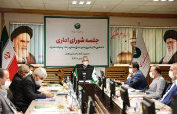 مدیرعامل پست بانک ایران در سفر به استان زنجان: باید از ظرفیت رشد باجههای خدمات بانکی روستایی استفاده بهینه کنیم