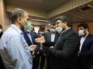 مشکل ساختمان شعبه ۱۱ تهران باید طی یک ماه برطرف شود