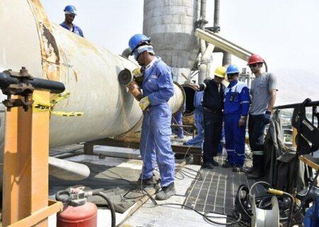 هیاتی از وزارت نفت برای بررسی مشکلات منابع انسانی به بوشهر رفت