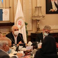 اظهارات وزیر اموراقتصادی و دارایی در مجمع عمومی عادی سالیانه بانک ملی ایران