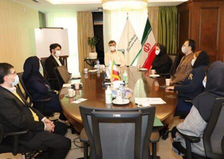 دکتر محمدرضا فرزین مدیرعامل بانک کارآفرین بر لزوم توسعه زیرساختهای امنیت اطلاعات تاکید کرد