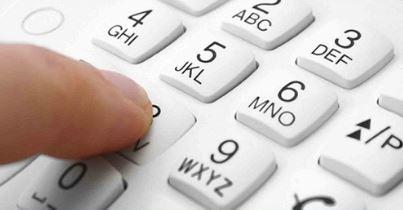 ارتباط مستقیم تلفنی با معاون اداری و توسعه منابع انسانی