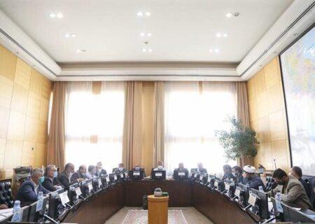 بررسی بودجه وزارت کشور در سال ۱۴۰۰ در کمیسیون شوراها