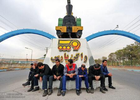 بلاتلکیفی قطب صنعت ریلی کشور در بیاعتنایی دولت