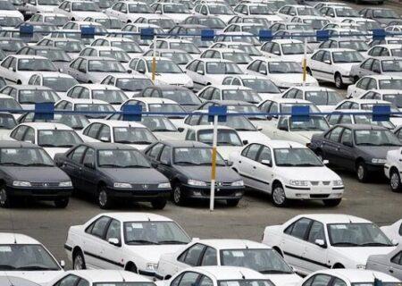تحویل خودروهای دارای کسری قطعات و تجاری شده تا آخر آذر