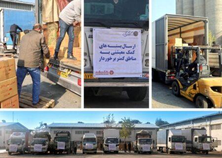 چهار هزار بسته اقلام خوراکی و  مایحتاج عمومی برای کمک به نیازمندان توزیع می شود