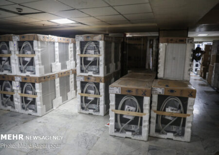 کمکاری وزارت صمت و نیروی انتظامی در برخورد با لوازم خانگی قاچاق