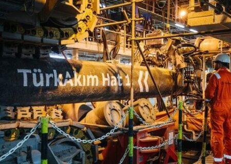 آغاز صادرات گاز روسیه به صربستان و بوسنی از راه ترکیه