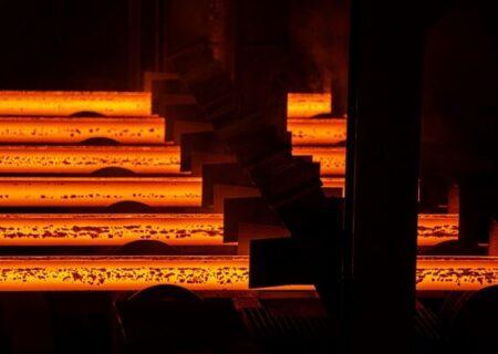 ایران از نظر رشد تولید فولاد، کشور سومِ جهان شد