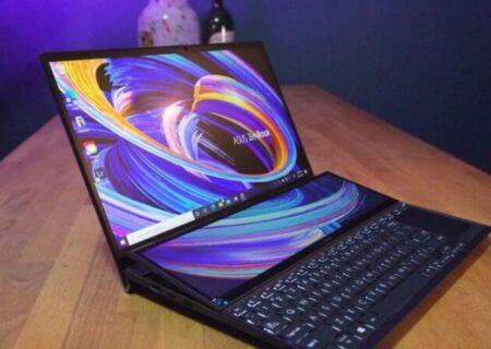 ایسوس از نسل جدید لپتاپ ZenBook Duo رونمایی کرد