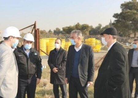 بازدید سرپرست مدیریت درمان تامین اجتماعی تهران از دو پروژه درمانی