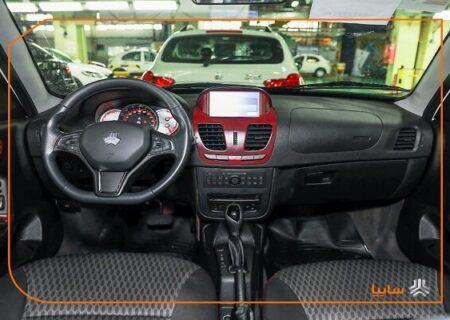 تولید ارزانترین خودروی اتوماتیک در پارس خودرو/کوییک آر مجهزتر شد