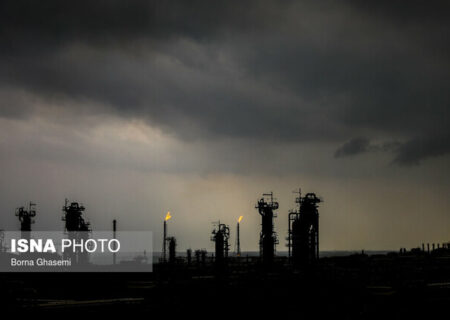 تولید میعانات گازی پالایشگاه هشتم پارس جنوبی چقدر است؟